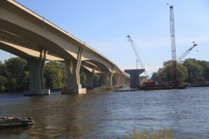 Minnesota Dept of Transportation bridge project